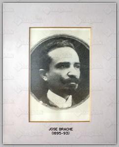 (1895-1896) Jose Brache