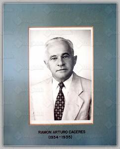 (1934-1935) Ramon Arturo Caceres