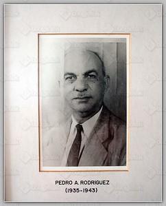 (1935-1943) Pedro A  Rodriguez
