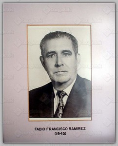 (1945) Fabio Francisco Ramirez