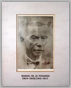 (1904-1905)(1910-1911) Manuel de Js  Pichardo