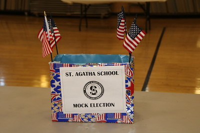 Mock Presidential Election 2016