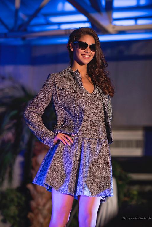 Défilé de mode de Aurore Kichenin