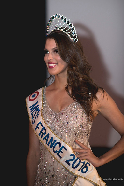 iris mittenaere Miss France 2016