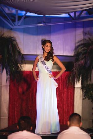Présentation de Miss Languedoc-Roussillon 2016