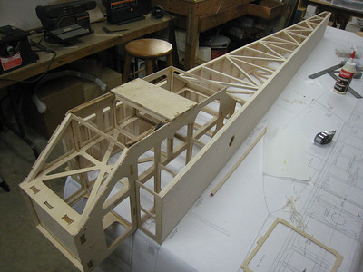 Building the Fuselage