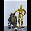 R2 & C-3PO. Rotate - 25 seconds.
