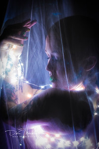 A sample image from today's workshop merging cinematic bondage using Christmas lights and blacklight tape. The model for the workshop and the person who suggested the concept was @cattgmodel. Thank go to John Glenn for providing the studio and assistance from photogrpaher Jack Checkowy.