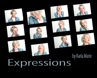 expressions by Karla Marie