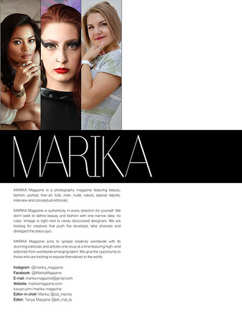MARIKA MAGAZINE  ISSUE 1159 - Portrait.cdr