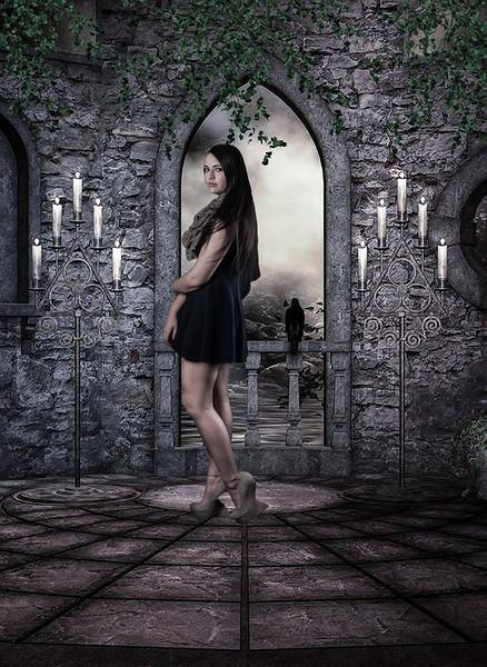 Castle Wall w-window-2
