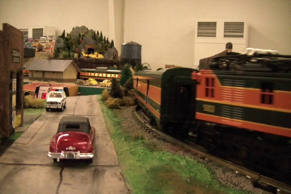 Lionel Train Expo at the Choo Choo