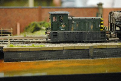 """Railex 2012 Canada Road operating its """"East Anglian"""" cameo with tramway fitted 04"""