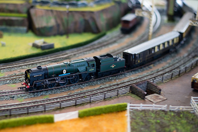 Brisbane Model Train Show 2014, presented by The Australian Model Railway Association Queensland Branch Inc; Saturday 3 May - Photos by Des Thureson - http://disci.smugmug.com.