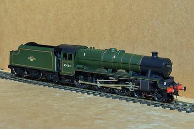 """Jubilee No 45682 """"Trafalgar"""""""