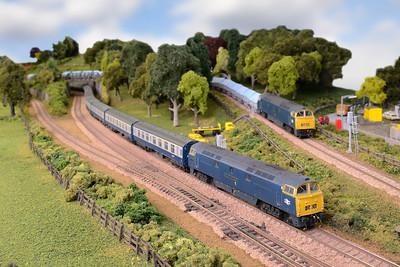 Bradford MRC layout Titheridge Junction (photo: Hornby Magazine)
