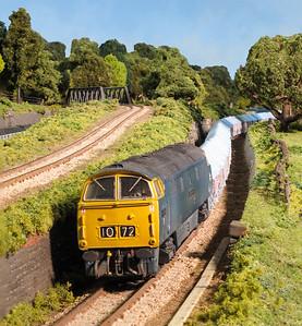 Bradford MRC layout Titheridge Junction (photo: BRM Magazine)