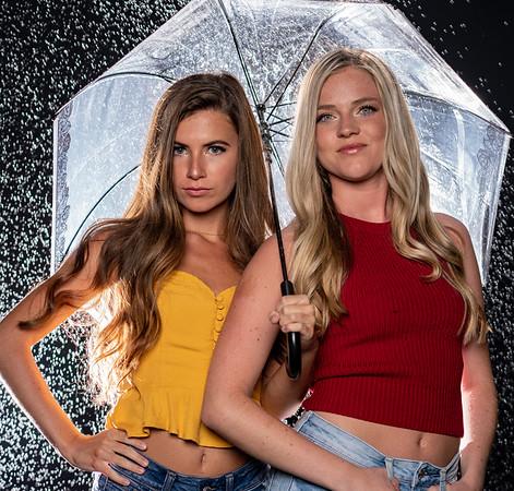 Jenna and Rachel