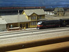 "Bill Cormack built this detailed model of Goleta Depot in HO-scale. Click <a href=""5383944_ghmjv#329797161_r6bkp"">HERE</a> to see the photos Dr. Cormack took circa 1980 to guide him in his model-building."