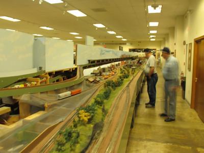 South Shore Model Railroad Club Show
