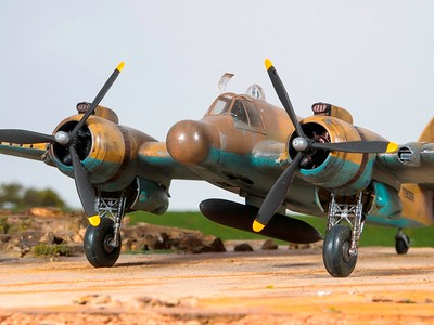 1-48 scale Beaufighter  (9)