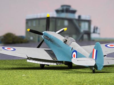 1-48 scale Spitfire PR19  (24)
