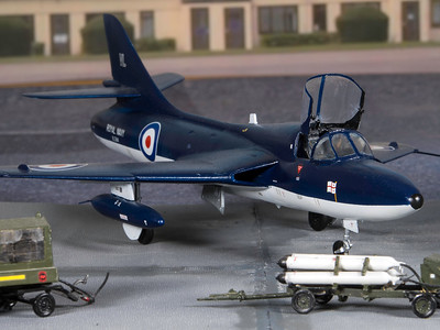1-48 scale RN Hunter T6 (2)