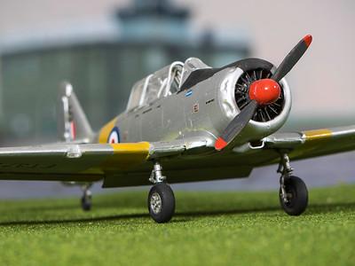 1-48 scale RAF Harvard trainer  (24)