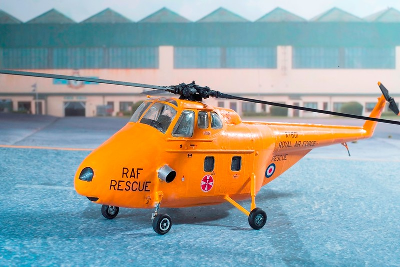 Conversion USN to RAF Whirlwind