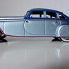 IXO Museum 1:43 1933 Pierce Silver Arrow