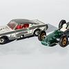 Matchbox No.8 Mustang and No.19 Lotus