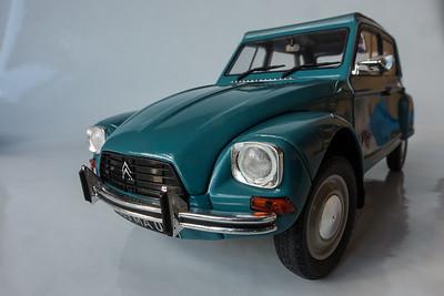 Solido 1/18 Citroën Dyane 6