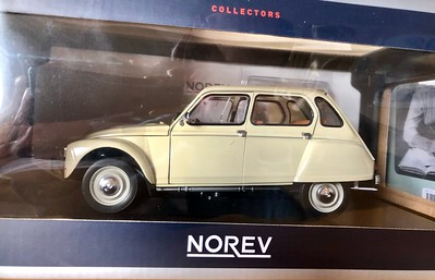 Norev 1/18 Citroën Dyane 6