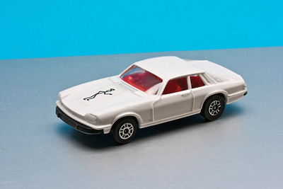 Small Corgi Jaguar XJ-S from 'The Saint' TV series