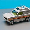 Small Corgi Range Rover police car