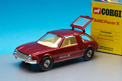Large Corgi AMC Pacer