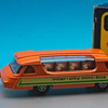 Large Corgi futuristic inter-city mini-bus from about 1975