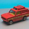 Small Corgi Range Rover in 'Rescue Team' livery