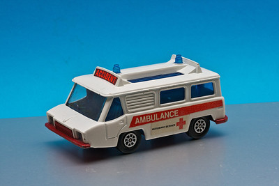 Large Corgi 'Ambulance' from about 1975