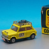 Large Corgi Monte Carlo Rally Mini Cooper