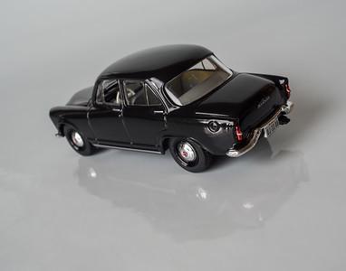 1/43 Simca Aronde P60 'Bacalan'