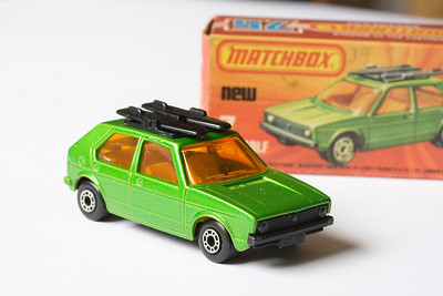 Matchbox 7 – VW Golf
