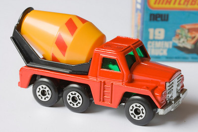 Matchbox 19 – Cement Truck