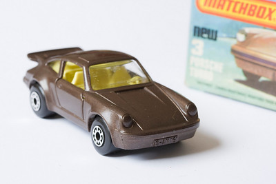 Matchbox 3 – Porsche Turbo