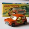 Matchbox 29 – Racing Mini