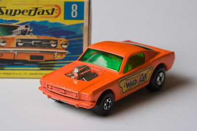 Matchbox 8 – Wild Cat