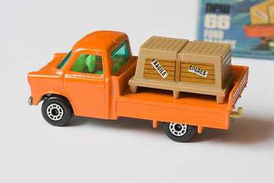 Matchbox 66 – Ford Transit