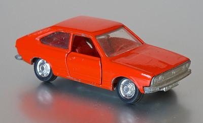Schuco VW Passat LS (cost 50p in 1980)