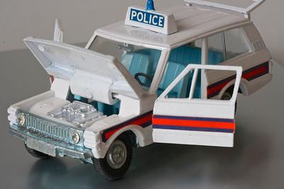 Dinky Police Range Rover