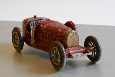 Matchbox Bugatti – shame I didn't keep this in its box!